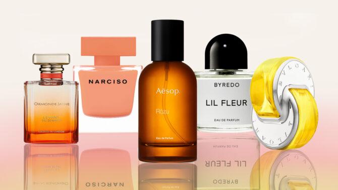 AT Girl perfumes