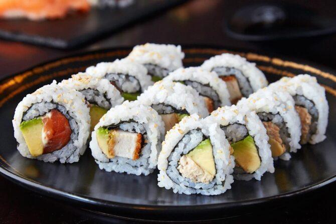 Sushi & Wasabi