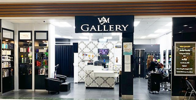 V & M Gallery Hairdresser